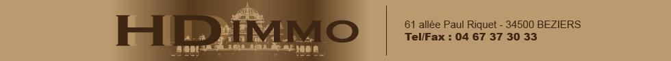 Votre agence immobilière HD IMMO à BEZIERS